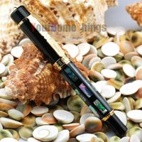 Cheap JINHAO 650 Fountain Pen B Nib Colourful Abalone Shell