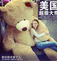 achat en gros de gros gros ours en peluche-260cm / 102