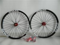 Wholesale Novatec disc MTB hub B mountain er clincher wheels mm wide mm deep MTB carbon wheels