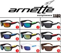 sunglasses lot - 5pcs Classic fashion Men woman new ARNETTE sunglasses Classic fashion sport colorful sunglasses ANT03UV400