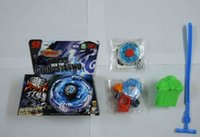 Wholesale Best Price Beyblade Metal Fusion D System LOOSE Battle Top Set Masters Styles Can Choose Kids Game Toys L0084