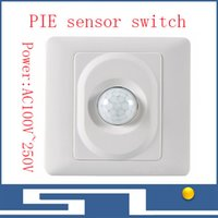 Wholesale Pir sensor human body infrared motion automatic induction switch