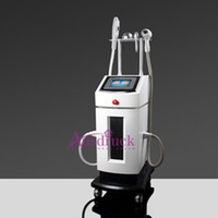 Wholesale 4in1 NewTech Elight IPL YAG LASER Polar Polar Radio frequency RF Slimming tattoo Blood Vessel removal body slimming Beauty Equipment