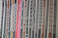 western rhinestone belts - pieces Women Bling Western Rhinestone Cowboy Leather Jeans Belt Mix Colors in Stock