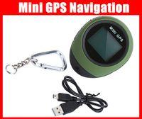 Wholesale Mini Handheld GPS Navigation Nav For Outdoor Travel Jogging Hiking