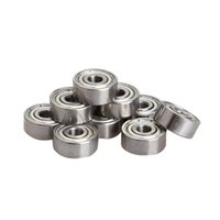 Wholesale NEW Miniature Radial Ball Bearings x10x4mm ZZ for RC Car Practical