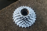 Cheap Bicycle 7 8 Speed 13-28T ratcheting freewheel MTB Mountain Road Bike Freewheels Cassette Components Parts