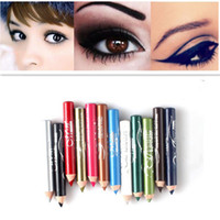 Wholesale Eyeliner Colors Glitter Lip Liner Eye Shadow Pencil Makeup Cosmetic Sets Good Quality Hot Sale