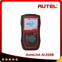 automotive electrical testing tools - Autel AutoLink AL539B OBDII Code Reader Electrical Test Tool Easy To Use Support Update Online