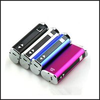 Wholesale istick w box mod clone simple pack mAh variable wattage voltage vapor mod with OLED screen VS istick w w w