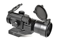 Wholesale M2 MM Red Laser Hunting Scopes Optics Dot Reticle Scope with Locking Turrets