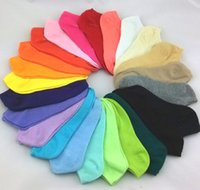 Wholesale women s socks New HOT High Quality Women Cotton Sweet Ship boat Sock Short Girl Invisible Socks Thin Ankle Sock For