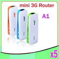 Cheap A1 3G mini Router Best a1 3g