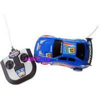 Wholesale new fast tracking four way remote control toy car tire shine the most popular children s electric toy car