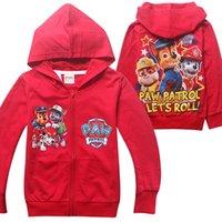 Wholesale 2016 Boys long sleeve hooded jacket fashion hoodies coat sweatshirts for boys colours