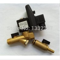 auto compressor oil - High Quality In Compressor Auto Drain Digital Timer Valve AC230V Model EDV T with Tube a Fitting