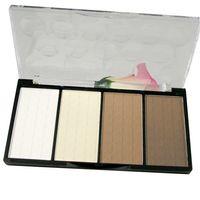 Wholesale Cosmetic Make up Pressed Powder Highlight Contour Shading Powder HB88