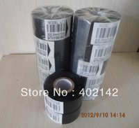 Wholesale Black ribbon tape for HP B date coding machine date printing machine ribbon date coder