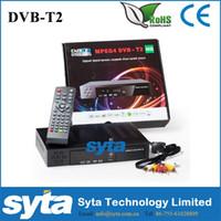 Cheap DVB T2 Set TV Box Best tv set top box