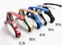 Wholesale 500pcs Capo Quick Change Clamp Key for Electric Acoustic Guitar Tone Adjusting