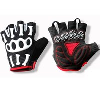 fitness wear training wear - Best Quality Half Finger Gel Gloves For Cycling bike bicycle Fitness Gym Wear Exercise Workout Training
