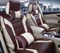 Wholesale car seat cover interior auto accassories fit cars styling universal cases leather cushion car covers