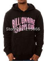 Cheap Wholesale-BILLIONAIRE BOYS CLUB Hoodie New Arrival Casual Men's Fashion PU Leather Hoodie BBC Sweatshirts Plus Size