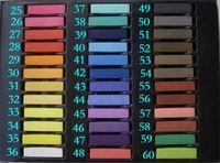 Wholesale Masters Pastel Easy Temporary Color Non toxic Hair Chalk Dye Soft Hair Pastels Kit Chalk Pastel Stick Vermicelli Chalk DIY Hair Colors FP09