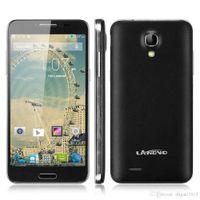 dual sim phones gsm cdma - DHL Landvo L800S Android Smart Cell Phone MTK6582 Cortex A7 Quad Core GSM WCDMA GB RAM GB ROM inch Screen