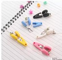 Wholesale Mini Scissors Cellphone Strap Charm Little Scissors Keychain