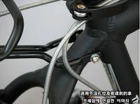 bicycle back brake - ROCKBROS MTB kg Capacity Bike Luggage Carrier Bicycle V Brake Cycling Stander Seatpost Rack Back Shelves With Flanks Wings