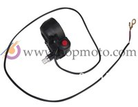 atv switch - Throttle settle with kill switch for stroke pocket bike mini dirt bike mini quad ATV use