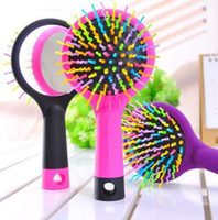 Cheap Detangling Brush combs Best Normal Hair PVC magic combs