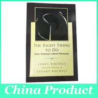basic edition - By James Rachels The Right Thing To Do Basic Readings in Moral Philosophy th Seventh Edition