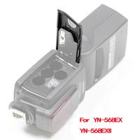Wholesale Flash Battery Door for Yongnuo Flash Speedlite YN EX for Nikon and YN EX for Canon YN EX II for Canon