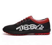 Wholesale In the new man sneakers classic breathable absorbent Skateboarding Shoes Size