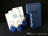 Wholesale 125KHz KHz RFID ID Card Reader Writer Copier Duplicator Programmer each Writable Card Tags Access Control A5