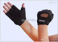 Wholesale 5 Colors Fitness Training Bike Bicycle Tactical Gloves Half Finger Cycling Gloves For Men And Women