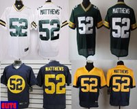 packer jersey - Clay Matthews Jersey Stitched Packers Jerseys Cheap Size M XXXL discount football jerseys Custom Limited Elite Game Embroidery Mix Order