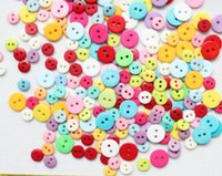 bamboo varieties - 3000pcs Variety Colors mm Sweet Tiny sewing Buttons Set