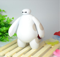 Wholesale In stock hot sale white big baymax Automobiles dolls Interior Decorations from Big Hero cute white stick Interior Accessories