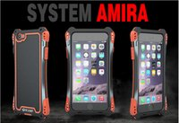 iphone 5 accessories - New Original R JUST AMIRA Warter Dirt Shock Proof Mobile Phone Cover Cases Accessory for Smartphone Apple iPhone s case