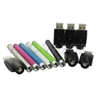 Wholesale High Quality Regular Bud Touch O Vape Pen Stylus Battery With USB charger for Plastic bud tank atomizer
