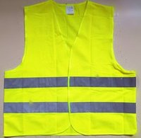 Wholesale New reflective safety vest reflective safety vest coat Sanitation vest Traffic safety warning clothes vest Safety Vest DHL Free