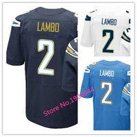 baby names l - Factory Outlet Men s Josh Lambo Jersey Elite Navy Blue White Baby Blue Stitched Name And Number