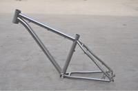 Wholesale Titanium alloy MTB Frame bicycle frame