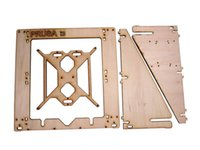 Wholesale 3d printer parts New White Color RepRap D Printer PCB Heatbed MK2B Heat Bed Hot Plate