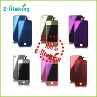 bars mirrors - Excellent Quality price mirror Color for iphone S CDMA LCD Screen Replacement Touch Screen Digitizer Full Assembly