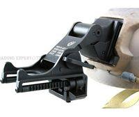 Wholesale Fast Helmet mount for night vision monocular Black