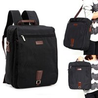 best ipad bags for men - Best design Multi use inch black backpack notebook computer bag for women handbag laptop bag man shoulder bag for ipad